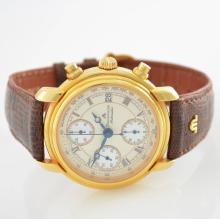 MAURICE LACROIX chronograph, self winding