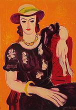 Henri Matisse, 1869-1954, four color lithographs