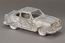 Stephan Balkenhol, born 1957, Car, Sculpture
