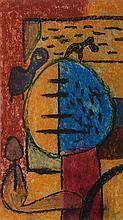 Ida Kerkovius, 1879-1970, pastel on paper,