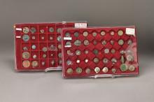 knob collection, 75 parts