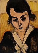 Henri Matisse, 1869-1954, convolute of four lithographs