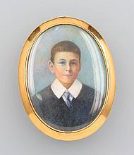 Miniature painting, german 1905/08s
