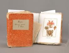 2 volumes Buffon Natural History 18th C