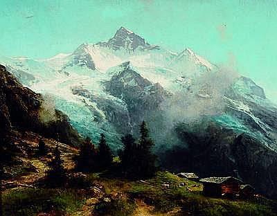 von Schönberger, Alfred Karl Julius, geb. 1845,