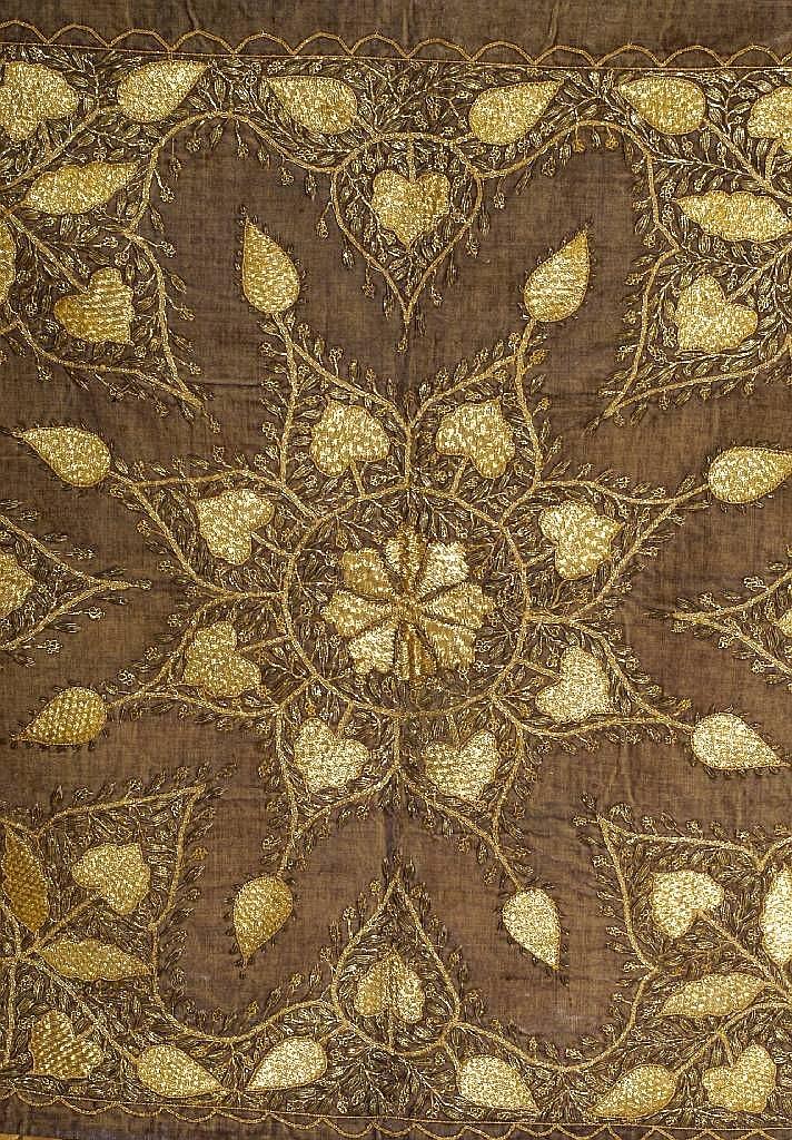 Osmanisches Textil antik, Türkei, um 1900/1910,