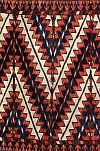 Yamut Ok Bash (fragment), Turkmenistan, circa 1890