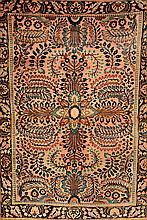 US Saruk, Persia, circa 1900, wool/cotton, approx. 145 x