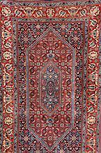 Bijar, China, circa 20 years old, wool/silk, approx. 158 x