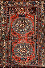Bachtiari, Persia, circa 1930, wool/cotton,approx. 200 x