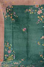Bejing, China, circa 1930, wool/cotton, approx. 352 x 270