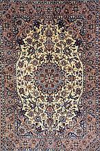 Isfahan, China, circa 30 years old, wool/silk/cotton