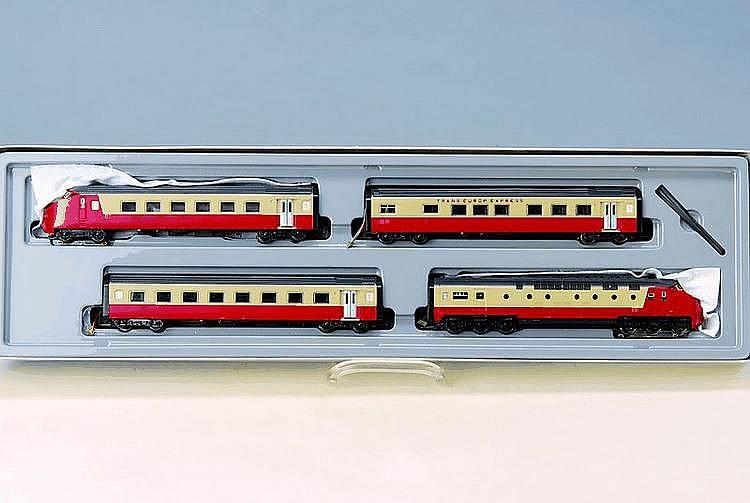 TEE-Triebwagen, Märklin, 3471, HO, orig. Karton