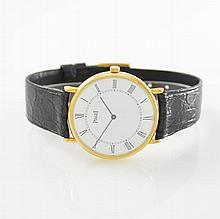PIAGET 18k yellow gold wristwatch