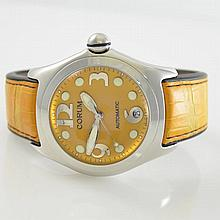 CORUM Bubble gent's wristwatch, Switzerland around 2006