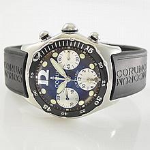 CORUM self winding chronograph Bubble