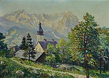 Heinz Theis, 1894 Holz / Saarland 1966