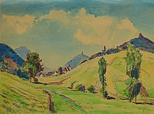 Karl Graf, 1902-1986 Speyer, Trifels