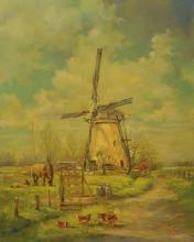 January Wouterus van Trirum, born 1924