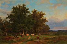 Caesar Bimmermann, 1821 Eupen - 1890 Dusseldorf