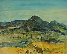 Otto Dill, 1884 Neustadt 1957 Bad Durkheim