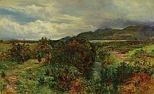 Alexander Kellogg Brown, 1849-1922, Scottish Artist