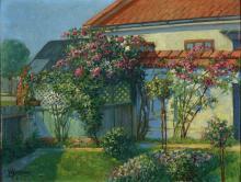 Hermann Böse, German painter around 1910