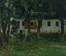 Constantin Gerhardinger, 1888 Munich-1970 Törwang