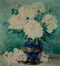 Else von Schmiedeberg Flower, born 1876 Worbis,