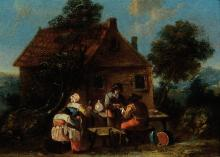 Unidentified artist, southern Germany, 18th c.,