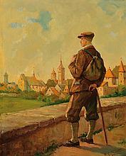Philipp Zeltner, 1865-1946 Mainz,