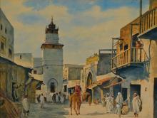 Francois Gottlob, born in 1898 Paris,