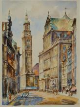 Paul Ernst Tautenhahn, born 1879 in Augsburg,