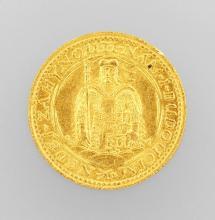 Gold coin, 1 ducat, Czechoslovakian Republik, 1926