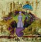 Heise, Hannelore, born 1941, Berlin Surrealist, is