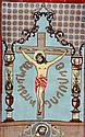 Esfahan fein, Persien, Jesus-Motiv, ca. 10 Jahre,