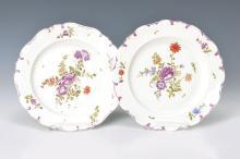 two plates, Ludwigsburg
