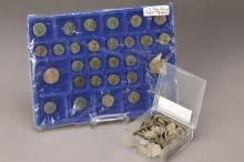 29 roman coins