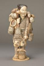 ivory sculpture China