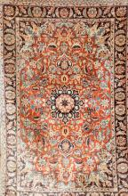 Chinese Silk Qum,