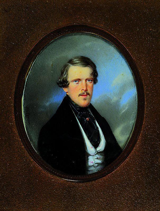 Stelzner, Carl Ferdinand, 1805-1894,