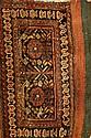 Afshar Tasche antik, Persien, um 1890, Wolle auf