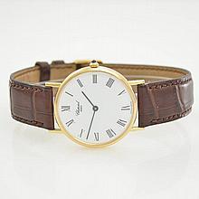 CHOPARD 18k yellow gold gent's wristwatch