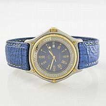EBEL self winding gent's wristwatch Discovery