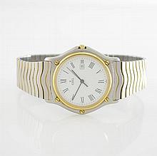 EBEL gent's wristwatch Sport Wave