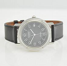 HERMES self winding wristwatch