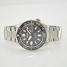 SEIKO Diver`s self winding gent's wristwatch