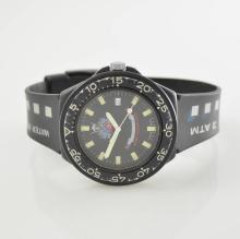 BREITLING/DPW Colt wristwatch 'Nei Secoli Fedele Arma Carabinieri