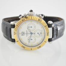CARTIER intermediate wheel chronograph Pasha