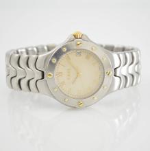 EBEL gent's wristwatch Sportwave, reference 6187631